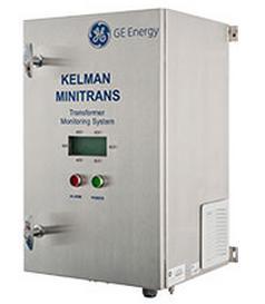 GE KELMAN MiniTrans     3 Gas DGA Monitoring + Moisture