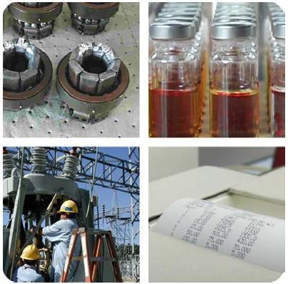 TJ/H2b BOA   | Breaker Oil Analysis