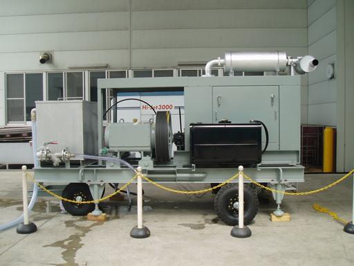 Engine Driven Type Pump