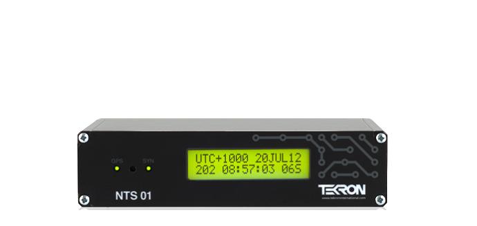 TEKRON Network Time Server