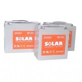 Solar Gel Range VRLA Battery