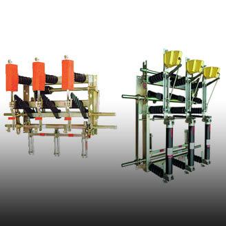 Medium Voltage Air Load Break Switch