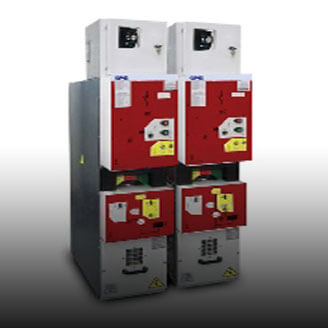 12 & 24 kV Compact Metal Enclosed switchgear TPS series