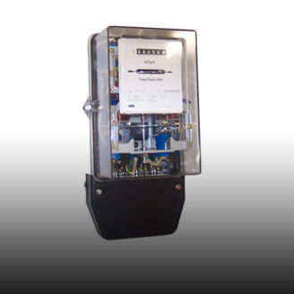 Electromechanical kWh Meter