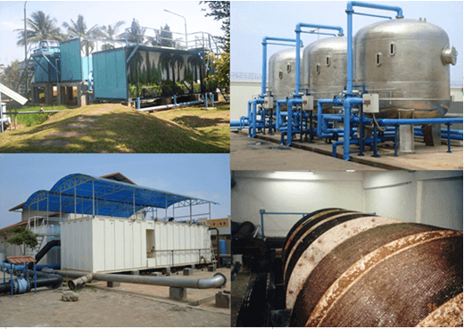 Water & Sewage Treatment Plant Fabrication
