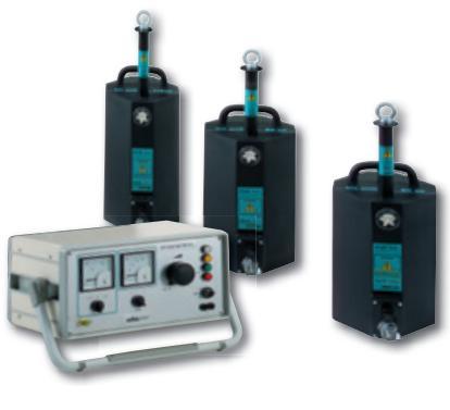MEGGER HV Test Set 50 / 80 / 110kV  | Portable HV DC Test