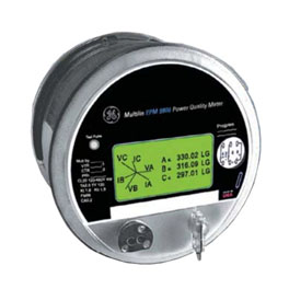 EPM 9800 | Advanced Power Quality Metering System