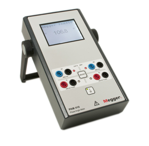 Megger PAM410  | Phase Angle Meter