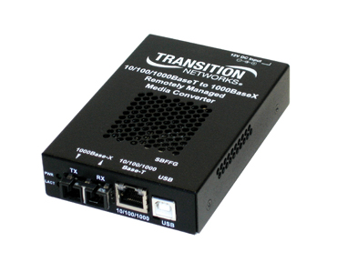 SBFFG Gigabit Ethernet Media Converter