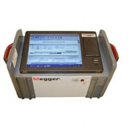 MWA300 and MWA330A 3-phase ratio and winding resistance analyser