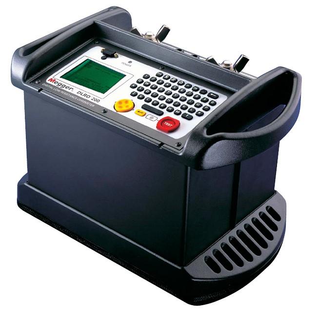 MEGGER DLRO200   | Micro-OhmMeter