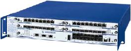 Hirschmann Backbone with 10Gigabit Ethernet Switches