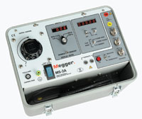 MEGGER MS-2A   | Circuit Breaker and Over Current Relay Test Set