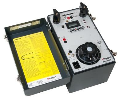 Megger MOM600A   | Micro-OhmMeter