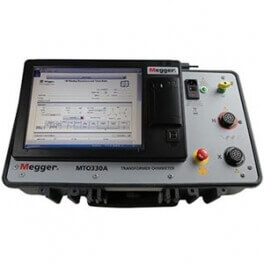 MTO300 and MTO330 Automated six-winding transformer ohmmeter