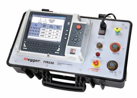 MEGGER TTR300 Series   | Transformer Turn Ratio Tester