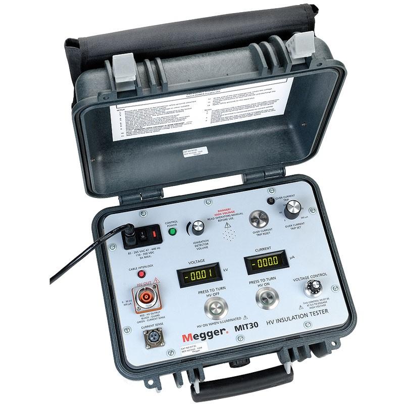 MEGGER MIT30   | 30 kV Insulation Resistance Tester