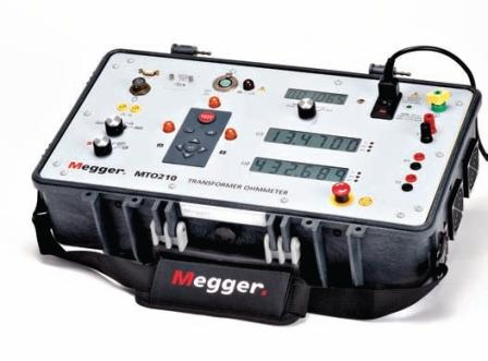 MEGGER MTO210   | Transformer OhmMeter