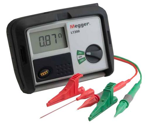 MEGGER LT300   | Earth Loop Impedance Tester