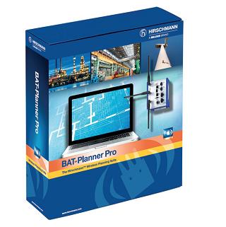 Hirschmann Wireless Planning Software  - BAT-Planner / BAT-Planner pro