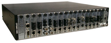 Transition CPSMC (Point System™ Rack Chassis)