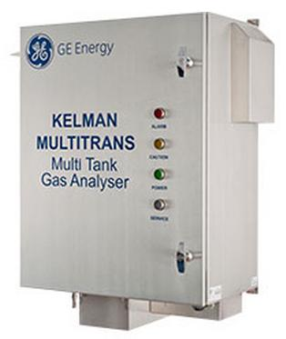 GE KELMAN MultiTrans   | 9 Gas DGA Monitoring + Moisture for up to 3 Transformers