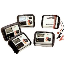 MEGGER MIT300 Series   | LV Insulation Resistance Tester
