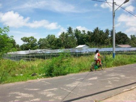 PV ON-GRID 200kWp in Moro Island Riau