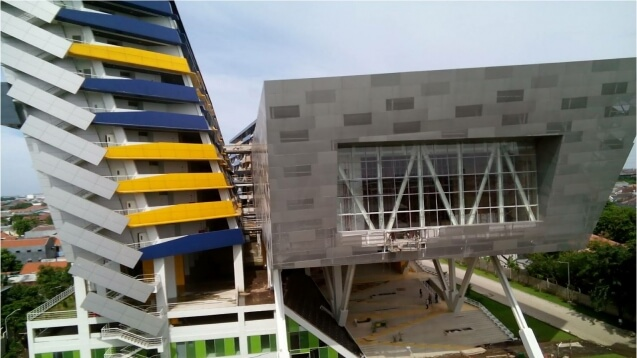 Green University in East Java