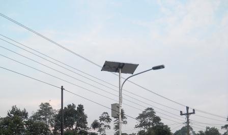 PV  LED Street Light