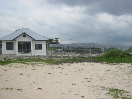 PV Off Grid 40 kWp in Gresik Island Bangka Belitung Province